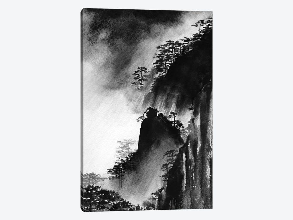 Sacred Mountain by Melissa Selmin 1-piece Art Print