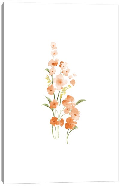 Spring Blooms No. 1 Canvas Art Print