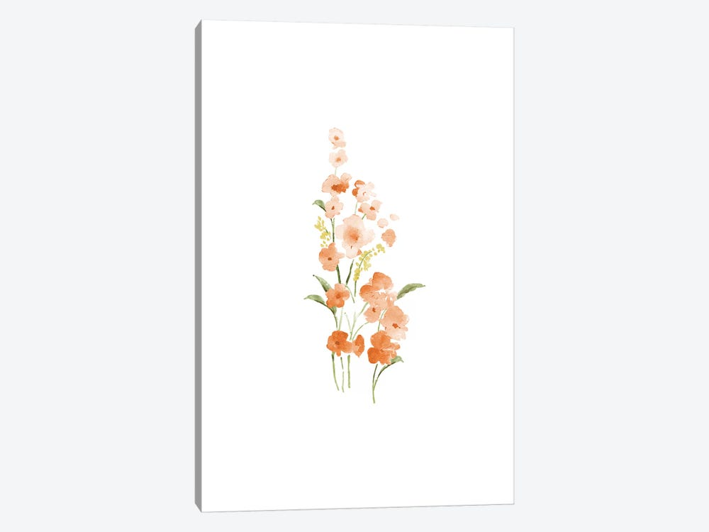 Spring Blooms No. 1 by Melissa Selmin 1-piece Canvas Art
