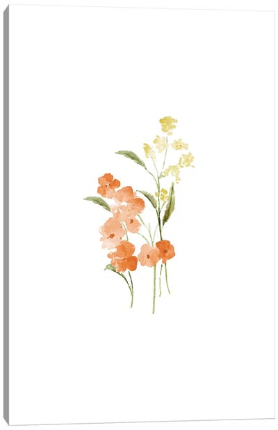 Spring Blooms No. 2 Canvas Art Print