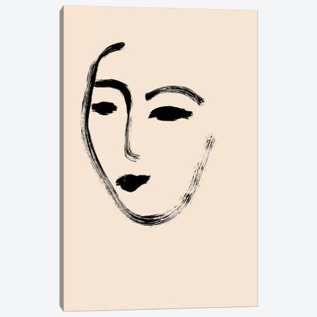 Her Canvas Print #SEL87} by Melissa Selmin Canvas Art