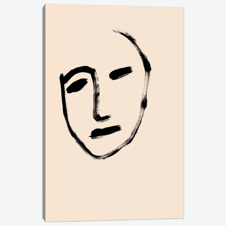 Him Canvas Print #SEL88} by Melissa Selmin Canvas Print
