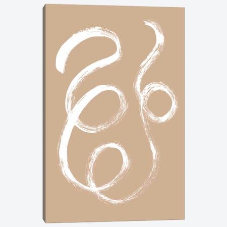 Unravel No. 2 Canvas Print #SEL90} by Melissa Selmin Canvas Artwork