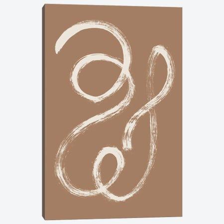 Unravel No. 1 Canvas Print #SEL91} by Melissa Selmin Canvas Artwork