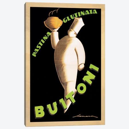 Buitoni, 1928 Canvas Print #SEN1} by Federico Seneca Art Print