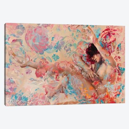 Four Seasons 3-Piece Canvas #SER10} by Sergio Lopez Canvas Artwork