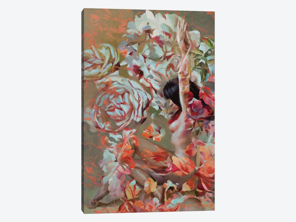 Handel by Sergio Lopez 1-piece Canvas Print