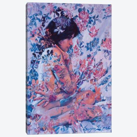Ispahan 3-Piece Canvas #SER19} by Sergio Lopez Canvas Art