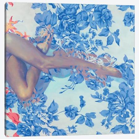 Bitter Thistle Canvas Print #SER3} by Sergio Lopez Canvas Art
