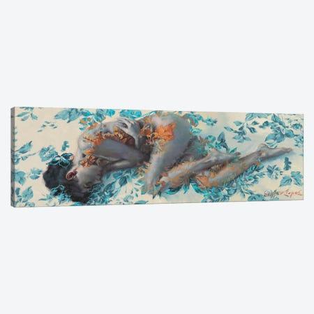 Botzaris Canvas Print #SER4} by Sergio Lopez Canvas Print