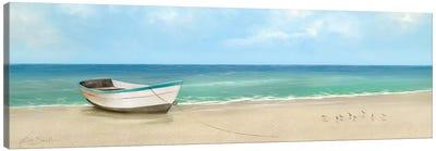 Between The Tides Canvas Art Print