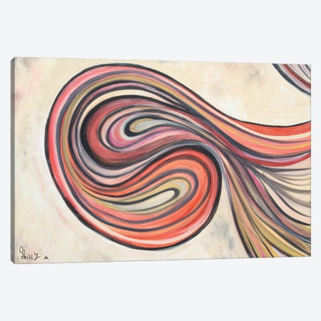 Chemistry II Canvas Print #SEY14} by Shirly Maimon Canvas Wall Art