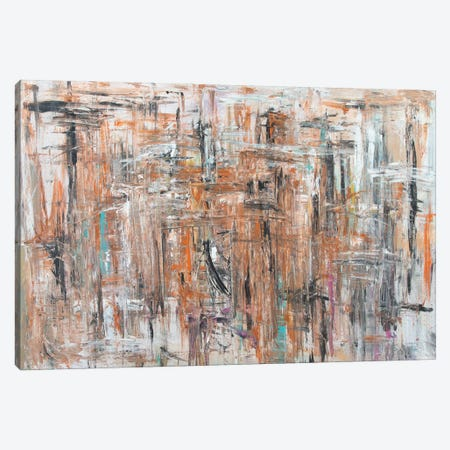 Industrial Canvas Print #SEY34} by Shirly Maimon Canvas Artwork