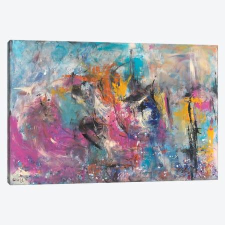 Choice Canvas Print #SEY5} by Shirly Maimon Canvas Wall Art