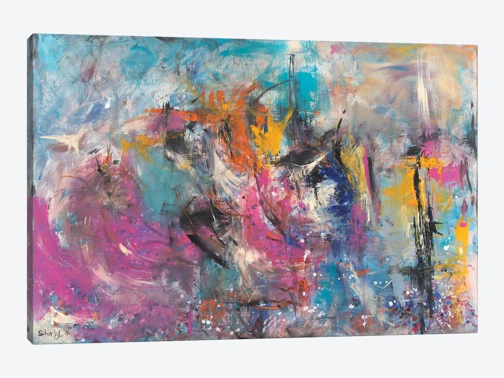 Choice by Shirly Maimon 1-piece Canvas Print