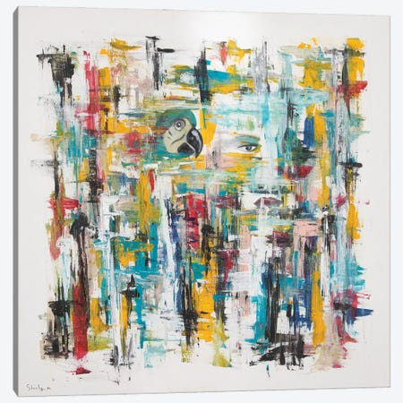See Beyond Canvas Print #SEY6} by Shirly Maimon Canvas Wall Art