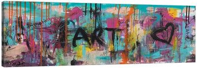 Mixed Canvas Art Print