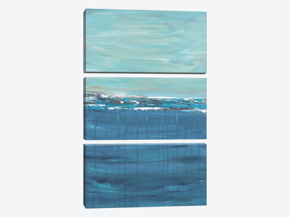 Keep Cool by Sofia Veysey 3-piece Canvas Print
