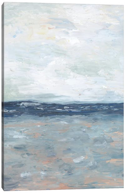 Open View Canvas Art Print
