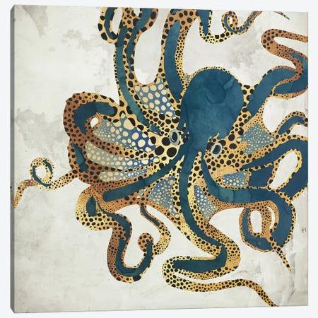 Underwater Dream VI Canvas Print #SFD104} by SpaceFrog Designs Canvas Print