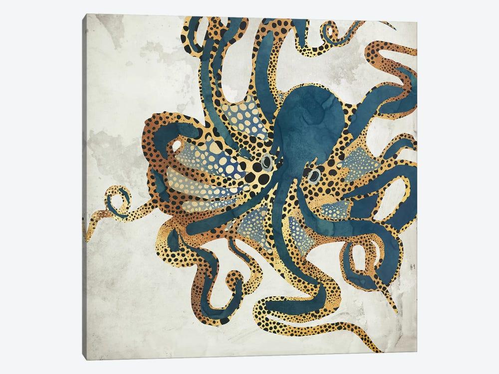 Underwater Dream VI by SpaceFrog Designs 1-piece Canvas Wall Art
