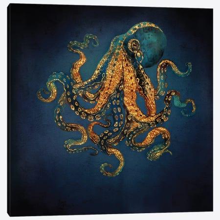 Underwater Dream IV Canvas Print #SFD105} by SpaceFrog Designs Canvas Art Print