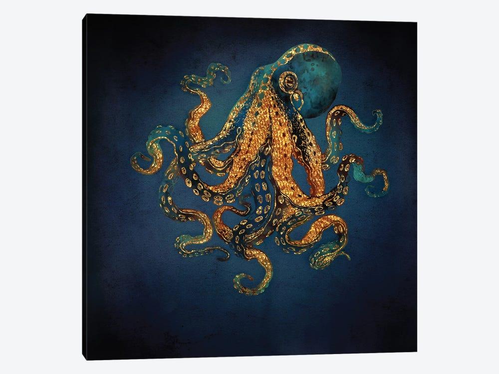 Underwater Dream IV by SpaceFrog Designs 1-piece Canvas Art Print