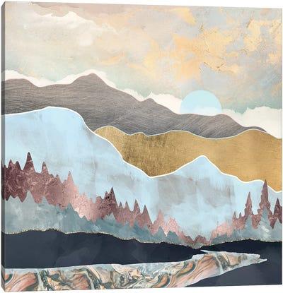 Winter Light Canvas Art Print