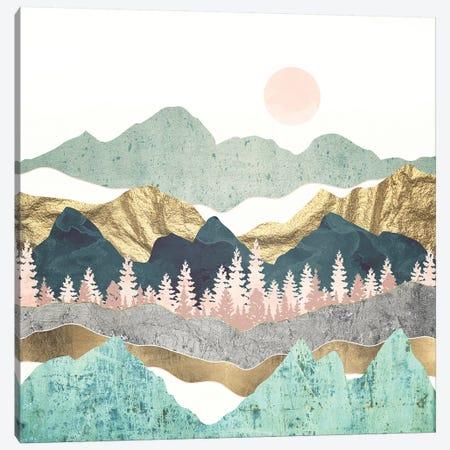 Summer Vista Canvas Print #SFD117} by SpaceFrog Designs Canvas Art