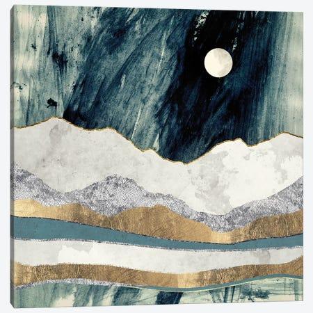 Bold Sky Canvas Print #SFD11} by SpaceFrog Designs Canvas Artwork