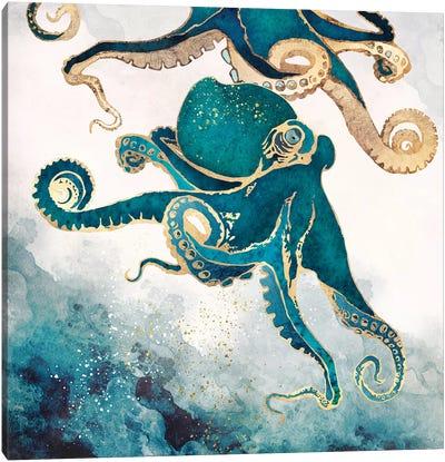 Underwater Dream V Canvas Art Print