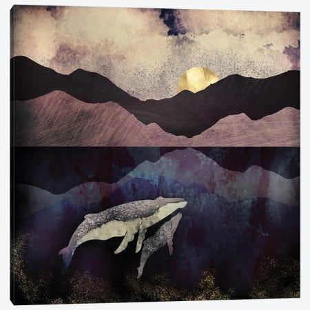 Bond I Canvas Print #SFD12} by SpaceFrog Designs Canvas Artwork