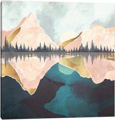 Summer Reflection Canvas Art Print