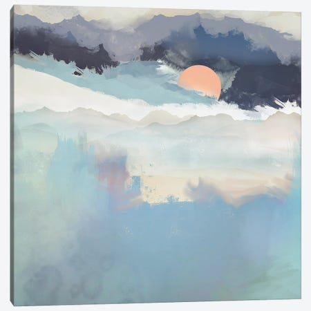 Mountain Dream Canvas Print #SFD146} by SpaceFrog Designs Canvas Art Print