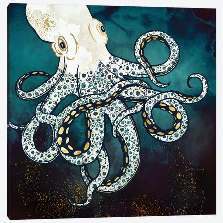 Underwater Dream VII Canvas Print #SFD157} by SpaceFrog Designs Canvas Artwork