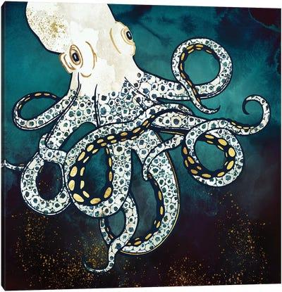 Underwater Dream VII Canvas Art Print