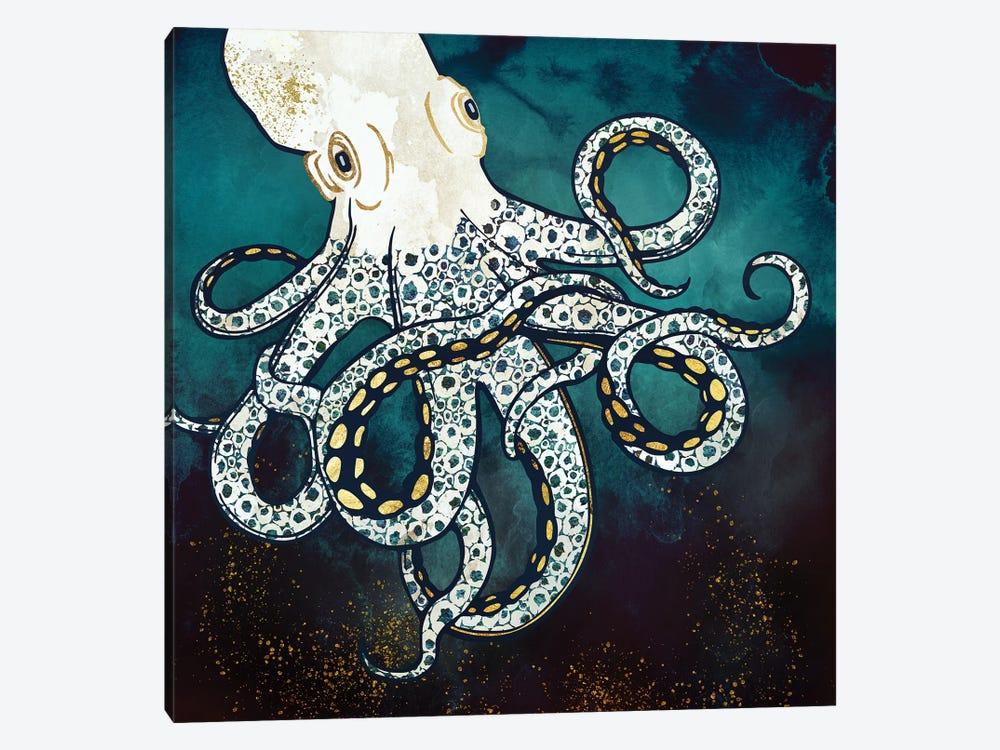 Underwater Dream VII by SpaceFrog Designs 1-piece Canvas Artwork