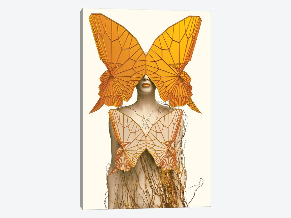 Transformation I by SpaceFrog Designs 1-piece Canvas Print