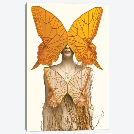 Transformation I 3-Piece Canvas #SFD165} by SpaceFrog Designs Canvas Print
