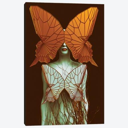 Transformation II 3-Piece Canvas #SFD166} by SpaceFrog Designs Canvas Print