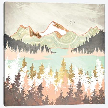 Winter Bay Canvas Print #SFD170} by SpaceFrog Designs Canvas Art Print