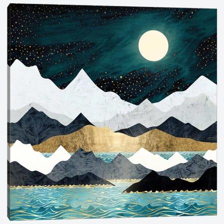 Ocean Stars Canvas Print #SFD180} by SpaceFrog Designs Canvas Wall Art