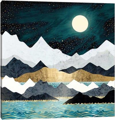 Ocean Stars Canvas Art Print