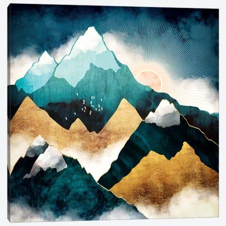 Daybreak Canvas Print #SFD181} by SpaceFrog Designs Canvas Art
