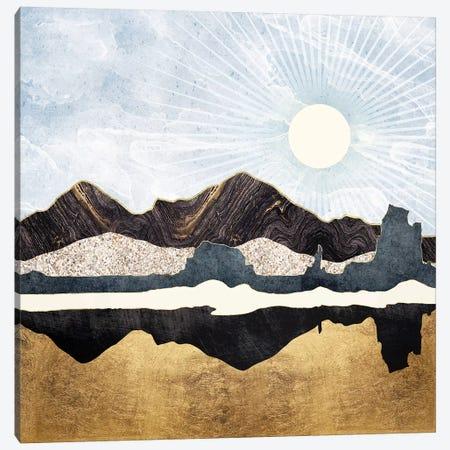 Desert Gold Canvas Print #SFD199} by SpaceFrog Designs Art Print