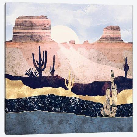 Autumn Desert Canvas Print #SFD222} by SpaceFrog Designs Canvas Print