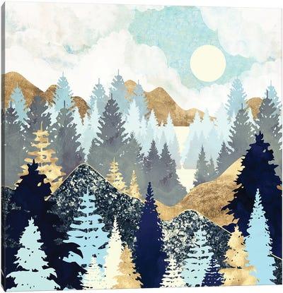 Forest Vista Canvas Art Print