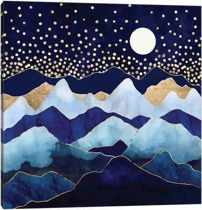 Firefly Stars Canvas Art Print