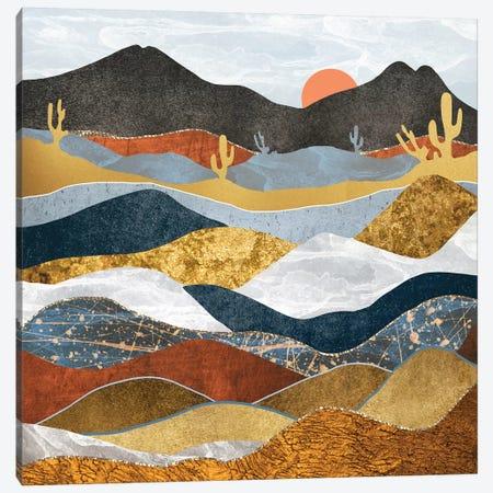 Desert Cold Canvas Print #SFD24} by SpaceFrog Designs Canvas Artwork