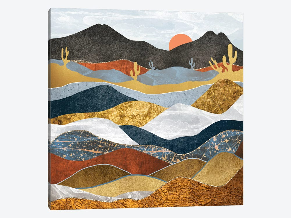 Desert Cold by SpaceFrog Designs 1-piece Art Print